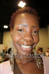 hot collection of African American short natural hairstyles that ...