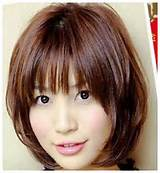 Medium Layered Hairstyles With Bangs Thick Hair Hairstyles With Bangs ...