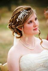 Photo Gallery of the The Short Hairstyles For Brides and the Possible ...