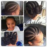Braided Hairstyles For Little Black Girls Braiding Hairstyles For ...