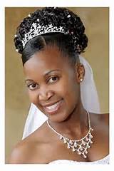 Natural Wedding Hairstyles for Black Women with Braids