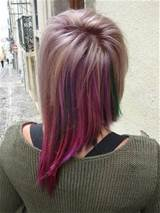 Punk hairstyles for women long pictures 4