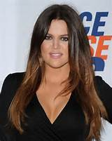 Photo Gallery of the Khloe Kardashian Hairstyles