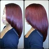 silk roller wrap with flat ironing how to roller wrap your hair home ...