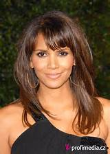 Prom hairstyle - Halle Berry - Halle Berry