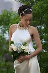 Braided Updo Wedding Hairstyle for Black Women/Pinterest