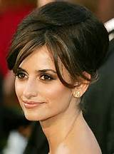 Picture of Bouffant wedding hairstyle @ hairstylesweekly.com