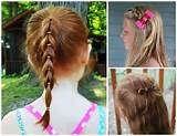 Easy Hairstyles for Girls That Are Perfect for Back-to-School