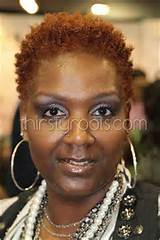 ... Hairstyles For Short Hair African American Women : Hair Color For