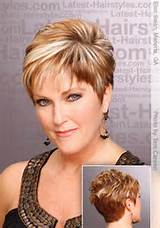 Hairstyles For Plus Size Womenshort Hairstyles For Women Over Pictures