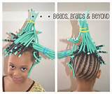 Awe Inspiring Hairstyles With Beads Hairstyle Inspiration Daily Dogsangcom
