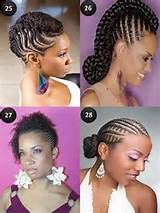 braided wedding hairstyles for black women
