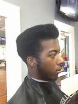 blowout hairstyle for black men jcss