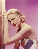 Grace Kelly Sleek curl hairstyles 50s