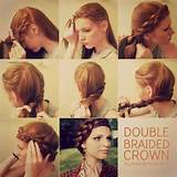 Double Dutch Braided Crown