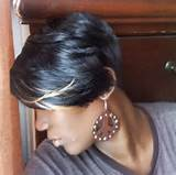 Shondra's quick weave hairstyles layered cut