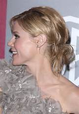 Photo Gallery of the Julie Bowen Up-do Hairstyle – Hair Style ...