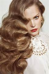 long finger wave hairstyles