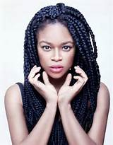 big box braids simply means that pulling out a big section of