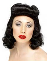 Hairstyles 1950s on Looking For A Burlesque Pin Up Hairstyle For Long ...