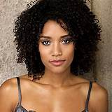 The Best Black Medium Length Hairstyles Curly Related Pictures Leisure