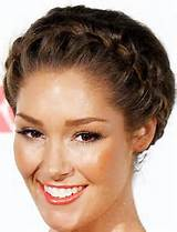 ... updos Hairstyles for Summer: Braided Bun Updos braided updos for short