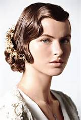 1920s Hairstyles For Long Hair Flappers
