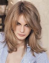 Hairstyle Name: layered-hairstyles-with-side-swept-bangs