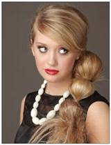 Labels: 2013 hairstyles Side Ponytail Hairstyles For Girls