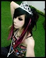 Emo Long Hairstyles for The Best Performance