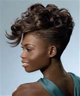 Short Hairstyles: African- American
