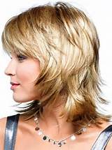 Best Layered Hairstyles For Women Over 40