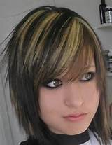 ... hairstyles with side swept bangs pictures 1 598x774 Short Haircuts