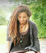 Women's dreads hairstyle 2015