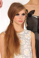 Ponytail Hairstyles 2013-14 | Low Ponytail Hair Trend