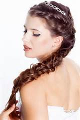 braid can be done in several different ways; fish tail, or braid ...