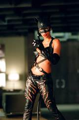 The movie was a flop but the catwoman costume seen on the stunningly ...