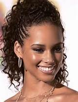 Hairstyles for Black Women Braided Prom Hairstyles for Black Women ...