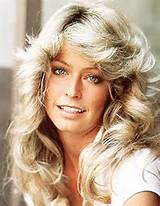 Famous big hairstyles Farrah Fawcett's 70s hairstyle still lives on ...