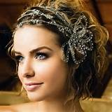 hairstyles for a wedding with short hair for women