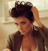 ... can carry a short pixie haircut with different styles and looks
