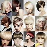 Trendy hairstyles for short hair 2013