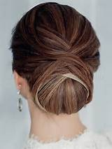 of Wedding Updos Low Bun Wedding Hairstyle which is sorted within Bun ...