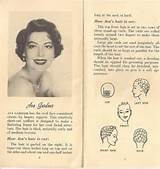 Vintage Celebrity Hairstyles on 1940s and 1950s