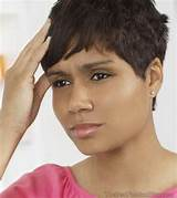 This pixie cut will surely suit square, oval, round and heart shape ...