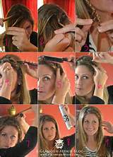 Back to School Hairstyles 2012 The messy front braid braided hairstyle