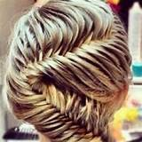 Back to School Guide! This creative woven hairstyle is perfect for ...