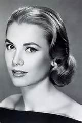 Grace Kelly's slicked-back curls were one of the stand-out styles of ...