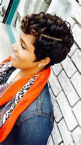 Soft and Colorful - 2015 Chic Short Haircuts for African American ...