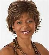 11. Casual Short Blonde Haircut For Black Women Over 50